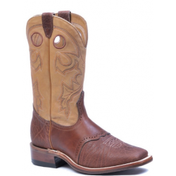 Boulet Mens Wide Square Toe Boot 8152