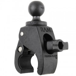 "RAM Small Tough-Claw™ with 1"" Diameter Rubber Ball"