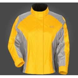 Tour master's Womens Rain jacket -yellow