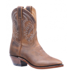 Ladies HillBilly Golden Medium Cowboy toe boot 5183