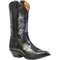 Boulet Mens Cowboy toe boot 9504