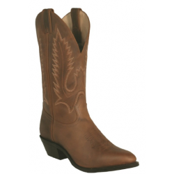 Boulet Mens Medium Cowboy Toe Boot 6704