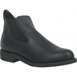 "Men`s CANADA WEST® Romeos - 14326 5"" Black Loggertan"