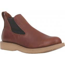 "Men`s CANADA WEST® Romeos - 14327 5"" Red Dog Loggertan"