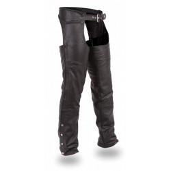 WOMEN'S LEATHER CHAPS