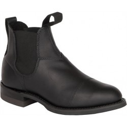 "Ladies' CANADA WEST® Romeos - 6774 - 6"" Black Loggertan"