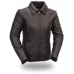 WOMENS Collar Jacket 4654NB