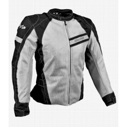 Joe Rocket's - WOMENS Cleo 12.0 MESH JACKET Grey
