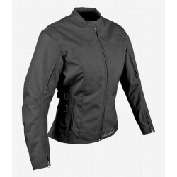 Joe Rocket Womens DIVA Textile Jacket Black