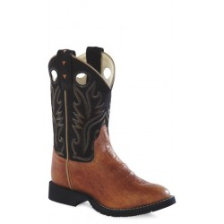 Old West Comfort Wear- Infants CW2553I Leather Boots