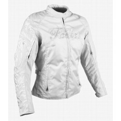 Joe Rocket HEARTBREAKER WOMENS TEXTILE JACKET WHITE