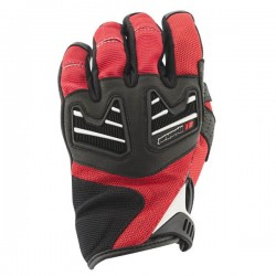 CLEO GLOVE RED/BLK XL