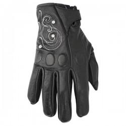 Joe Rocket's DIVA Leather GLOVE BLACK