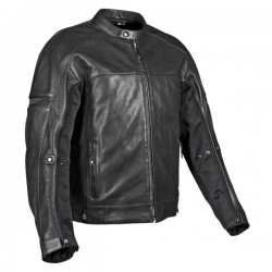 Joe Rocket SONIC Leather Jacket Black