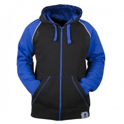 Joe Rocket HARDCORE CANADIAN ARMOURED HOODY BLU/BLK