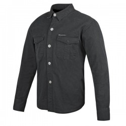 HOGTOWN SHIRT BLACK SM