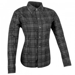 ROXIE ARMORED SHIRT BLACK