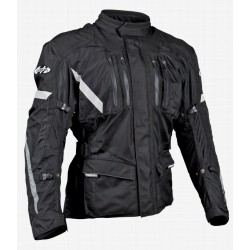 Ballistic 12.0 TEXTILE JACKET black TALL