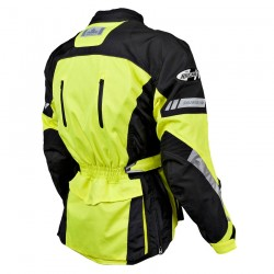 Joe Rocket BALLISTIC 12.0 Textile Jacket Hi-Vis