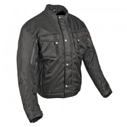 Joe Rocket STEEL HEAD Textile Jacket Black