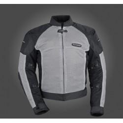 Tour Master's-Intake Air 3 mesh jacket-silver