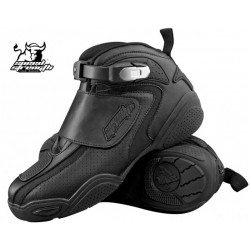 Speed & Strength MOMENT OF TRUTH Moto Shoe Black