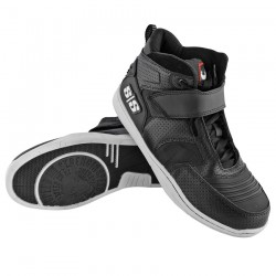 SPEED & STRENGTH'S -RUN WITH THE BULLS™ MOTO SHOES black