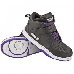 Speed & Strength WICKED GARDEN™ MOTO SHOES Black