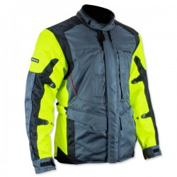 Field Sheer's HIGHLAND Jacket HI-VIS