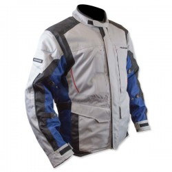 Field Sheer HIGHLAND Jacket Silver/Blue