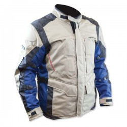 FieldSheer HIGHLAND JKT Sand /Blue /Black