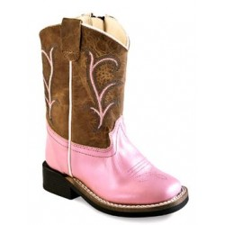 Old West Infant BSI1820 Western Boots