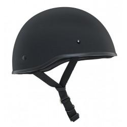 Akoury AK-66 Matte NO Peak SOA Style Lightest Smallest DOT Beanie Helmet