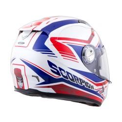 Scorpion- EXO 1100 JAG Red/White/Blue