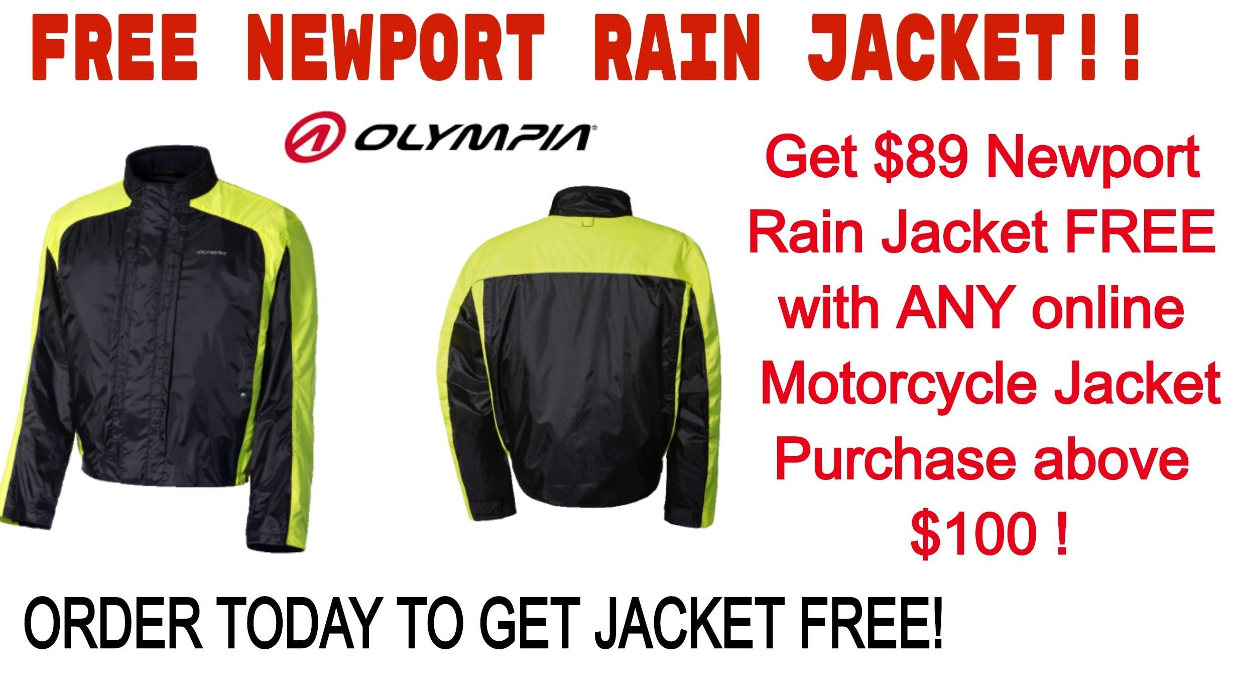 Free Newport Rain Jacket