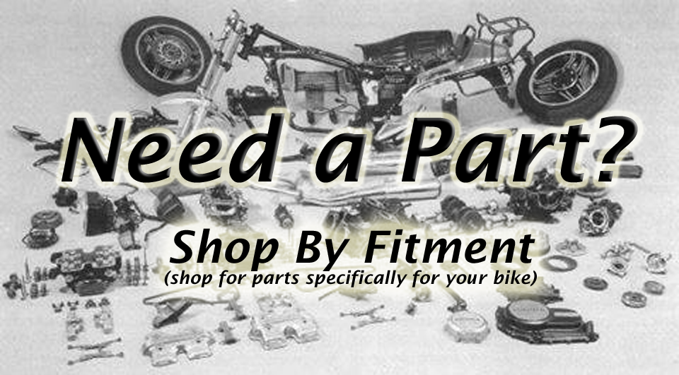 Find the right part for your bike...